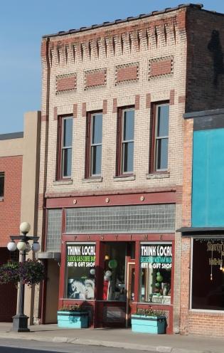 Flathead Co Kalispell Main St 56