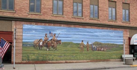 Glacier Co Cut Bank L&C mural