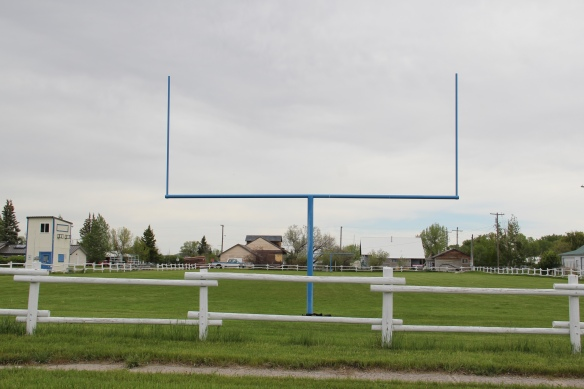 Lewis & Clark County Augusta football field 1