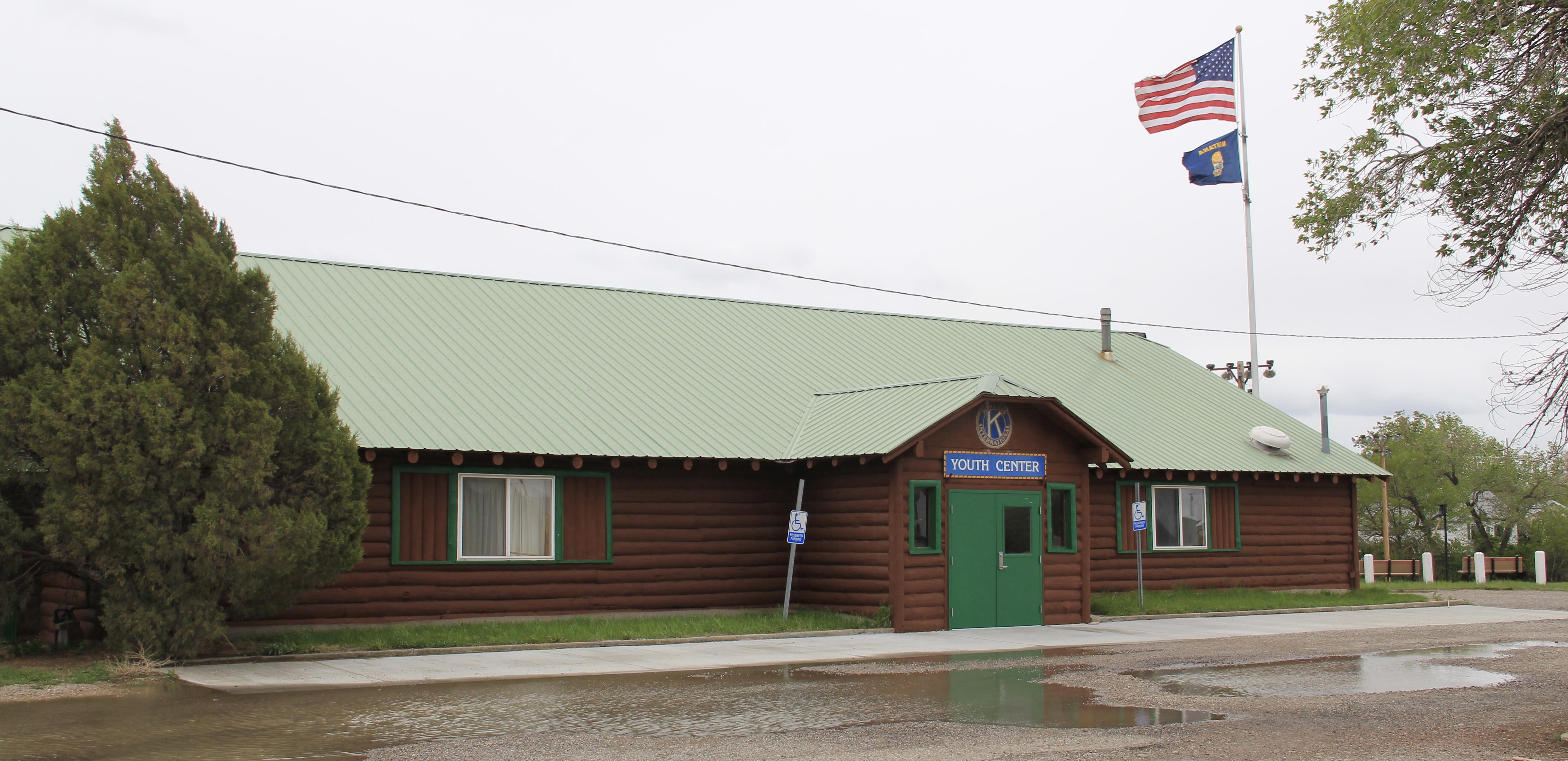 Wheatland Co Harlowton community hall 2
