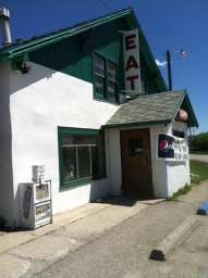 Meagher County Eat Cafe White Sulpher Springs