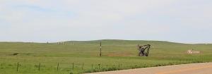 Fallon Co Baker MT 7 N oil field view - Version 2