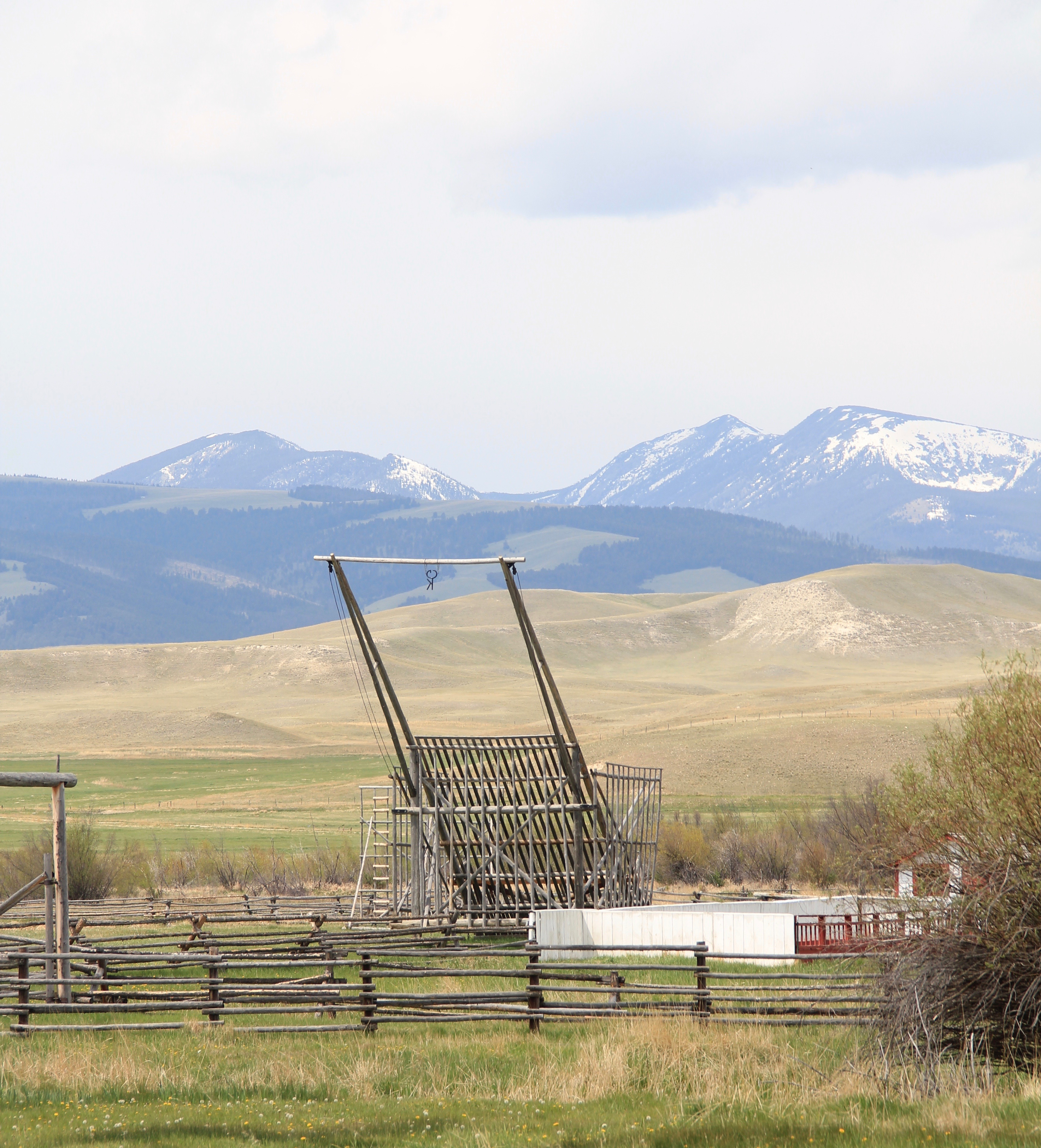 Charles Bair Revisiting Montana39s Historic Landscape