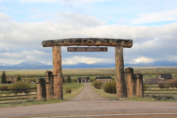 Hirschy Ranch, Big Hole Valley, MT 278, 45 mm