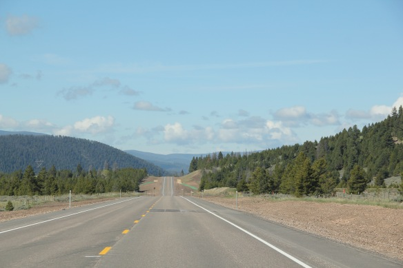 Lewis & Clark Co MT 200 W to Lincoln