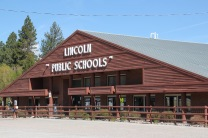 Lewis & Clark Co Lincoln school 1