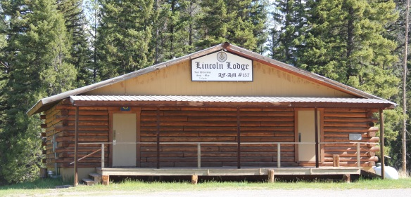 Lewis & Clark Co Lincoln lodge