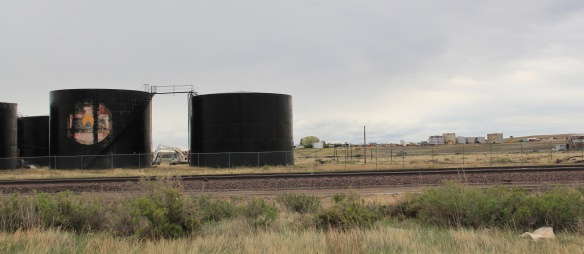 Toole Co Kevin oil storage