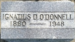 ODonnell grave