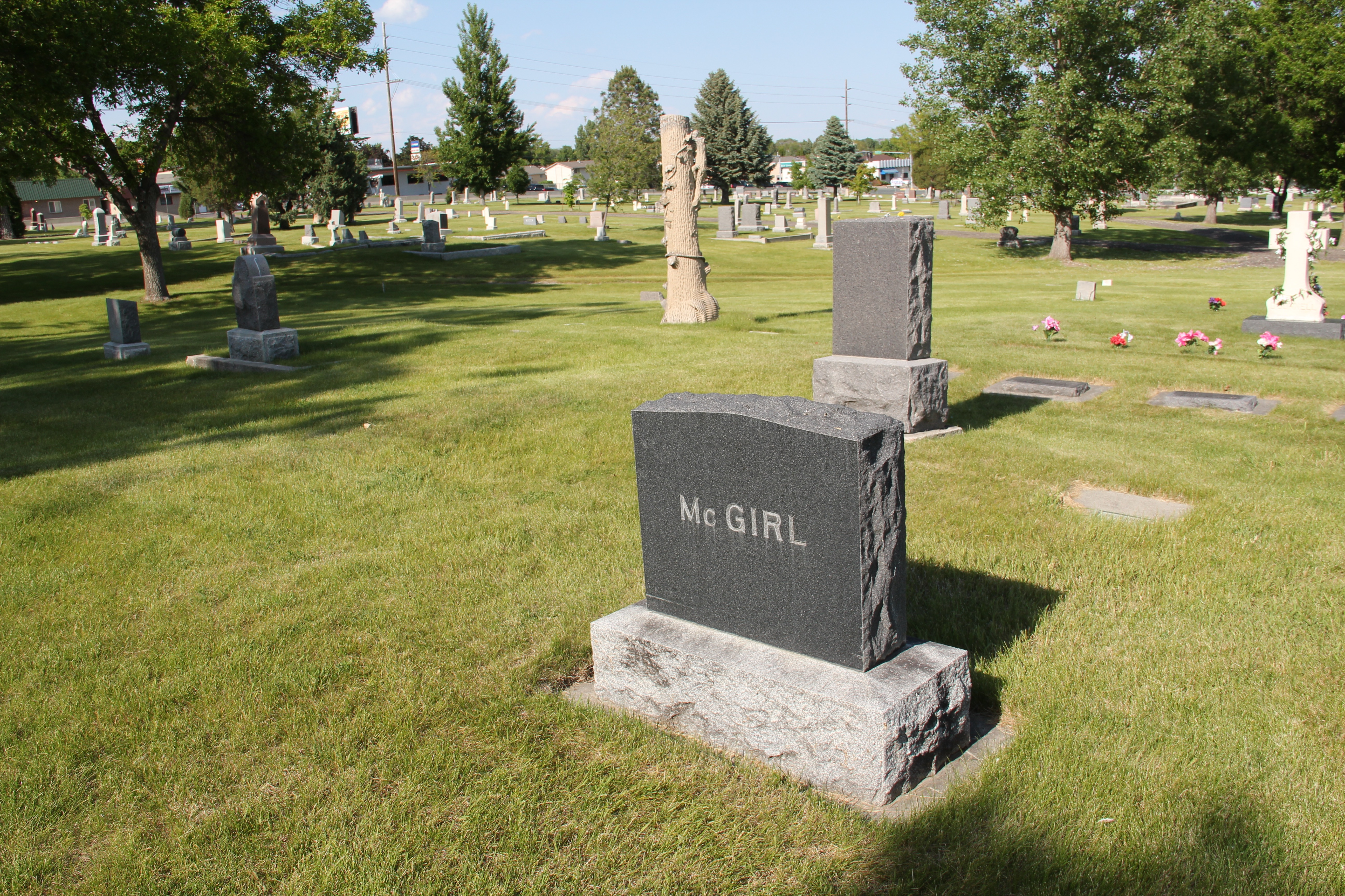 Yellowstone Co Billings Mountview Cemetery 12