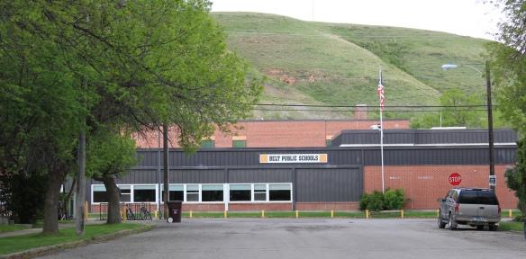 Cascade Co Belt school