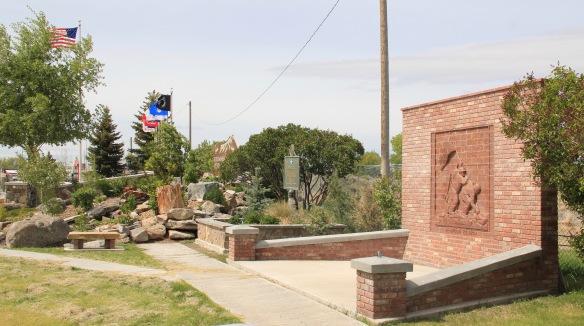 Dillon war memorial 1