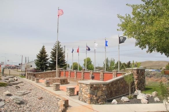 Dillon war memorial 3