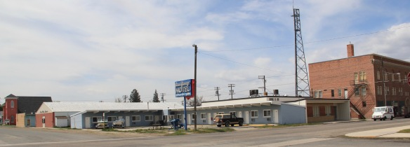 Downtowner Motel, Deer Lodge