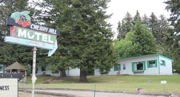 Lake Co Polson motel roadside