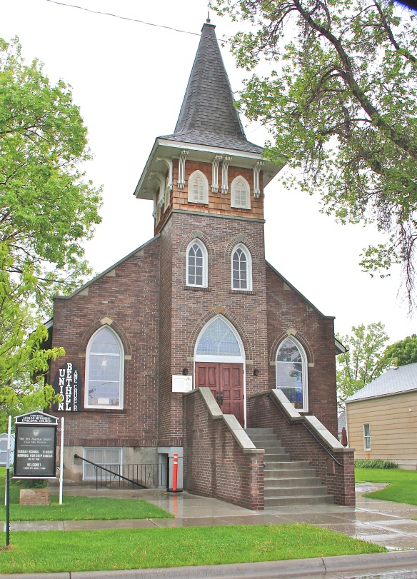Cascade Co Union Bethel AME Church NR 1