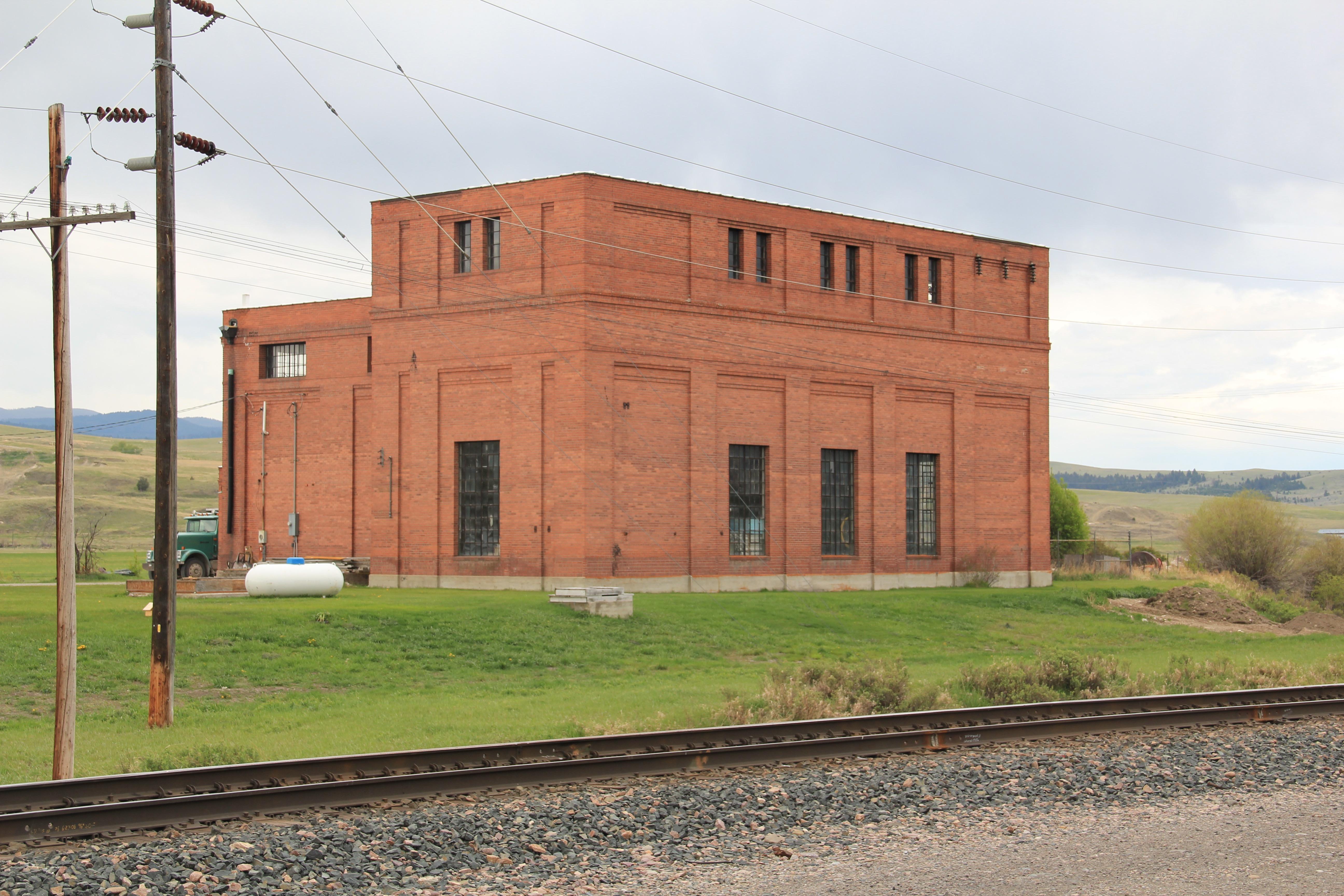 MR power plant, Gold Creek, Powell Co