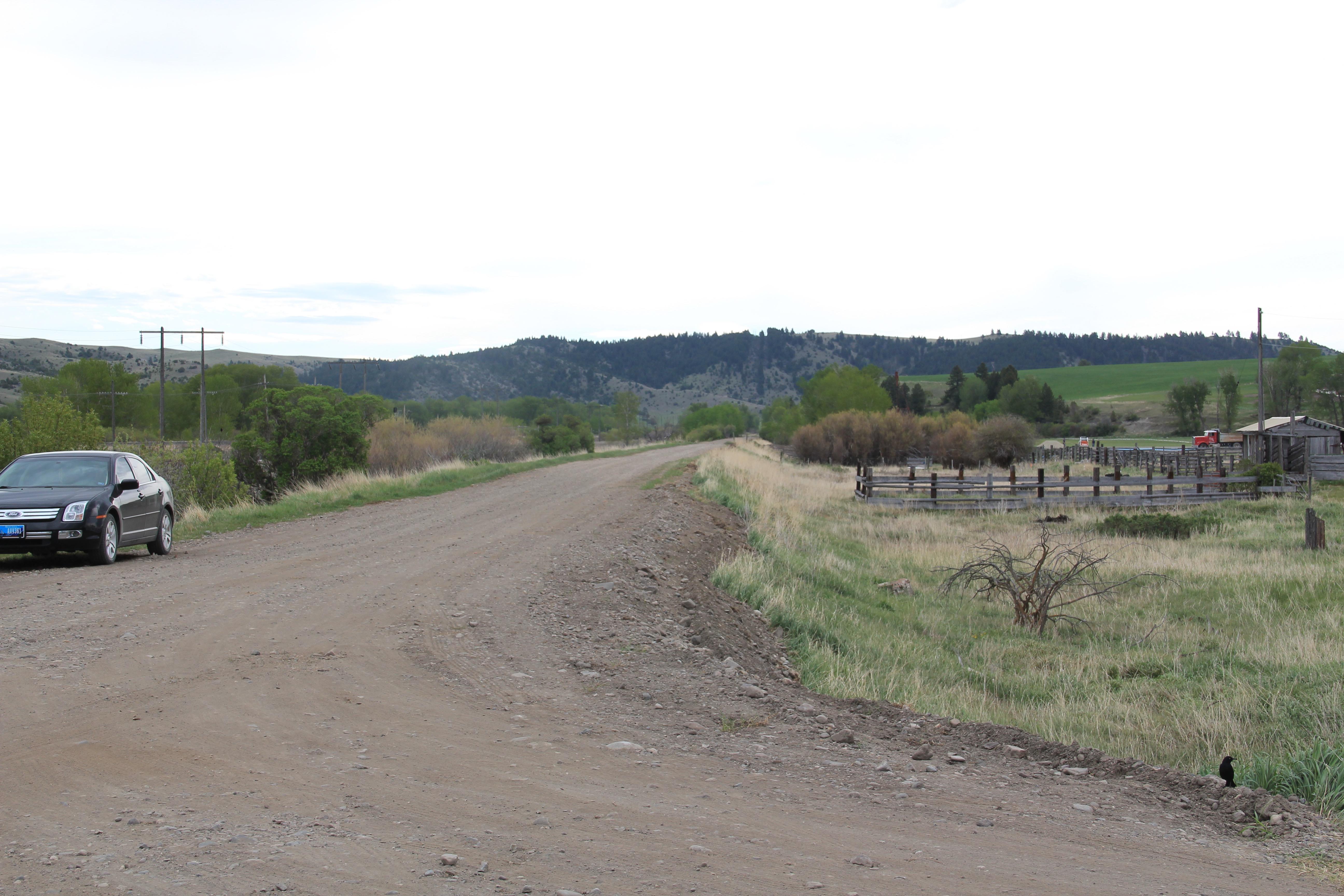 MR corridor, Gold Creek, Powell Co