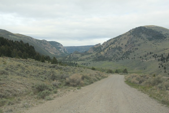 Canyon Creek Road
