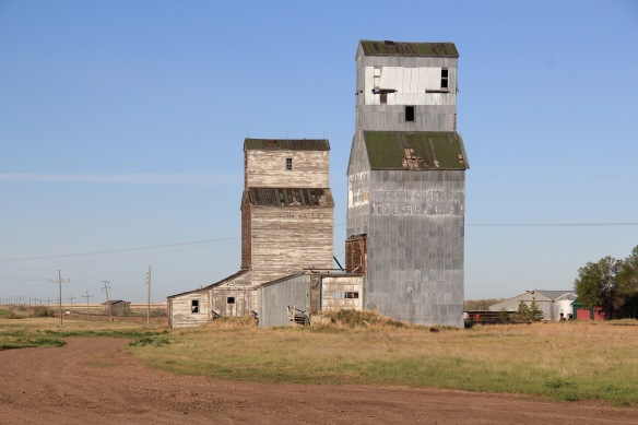 Hill Co Laredo elevators