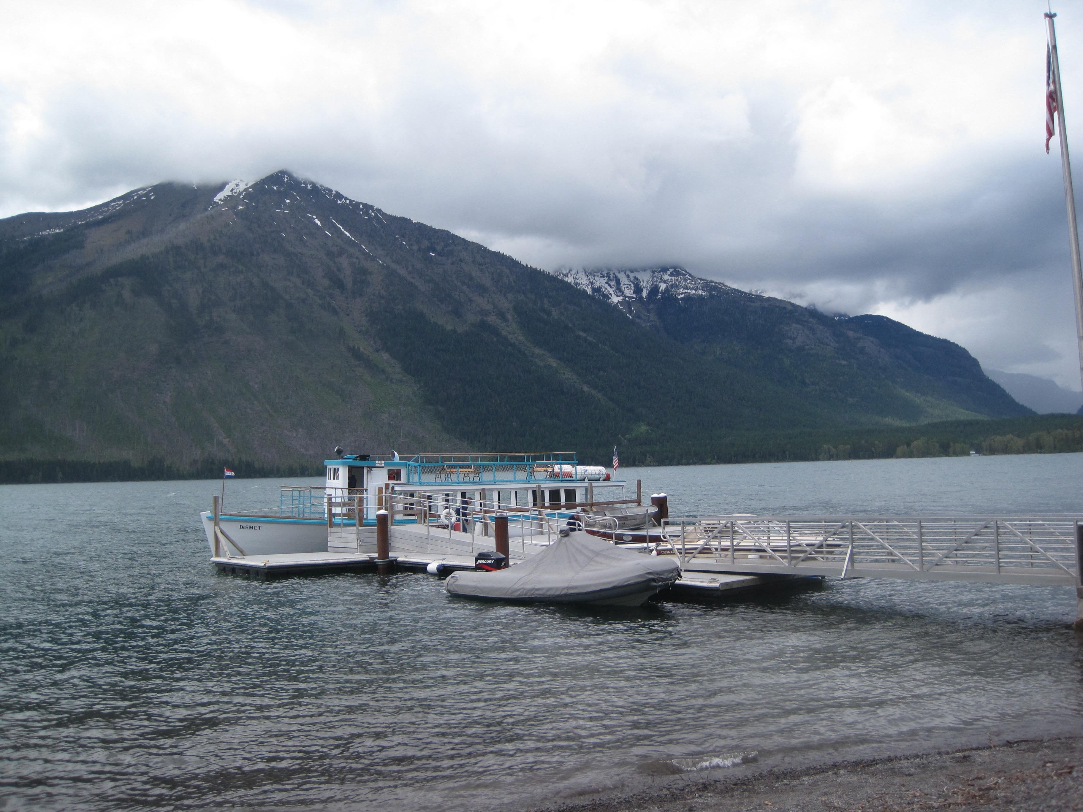 Flathead Co GNP Lake McDonald
