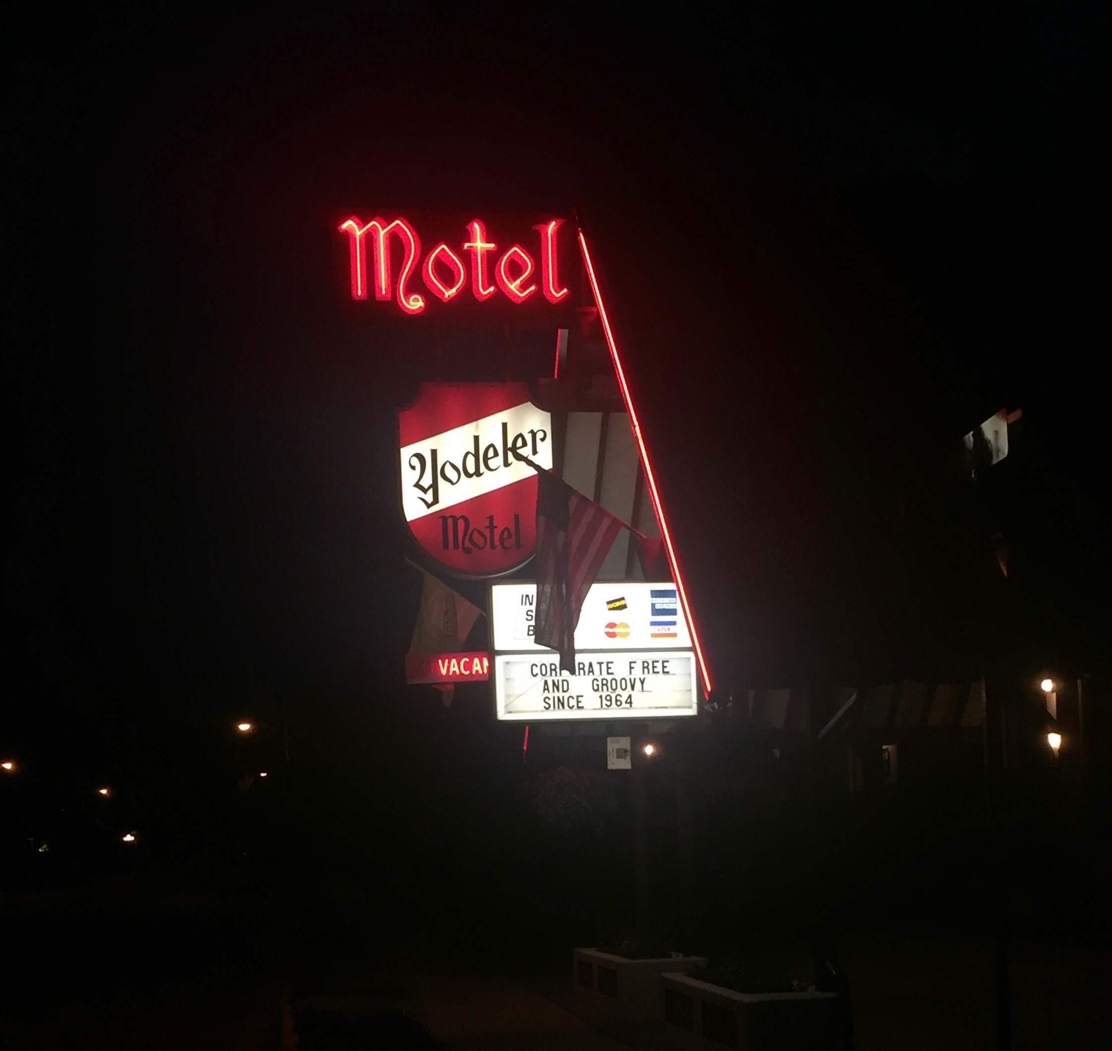 Yodeler Motel Red Lodge