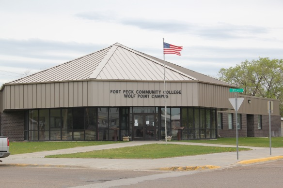 Roosevelt Co Wolf Point Fort Peck College