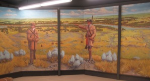 Valley Co Glasgow museum L&C mural 2