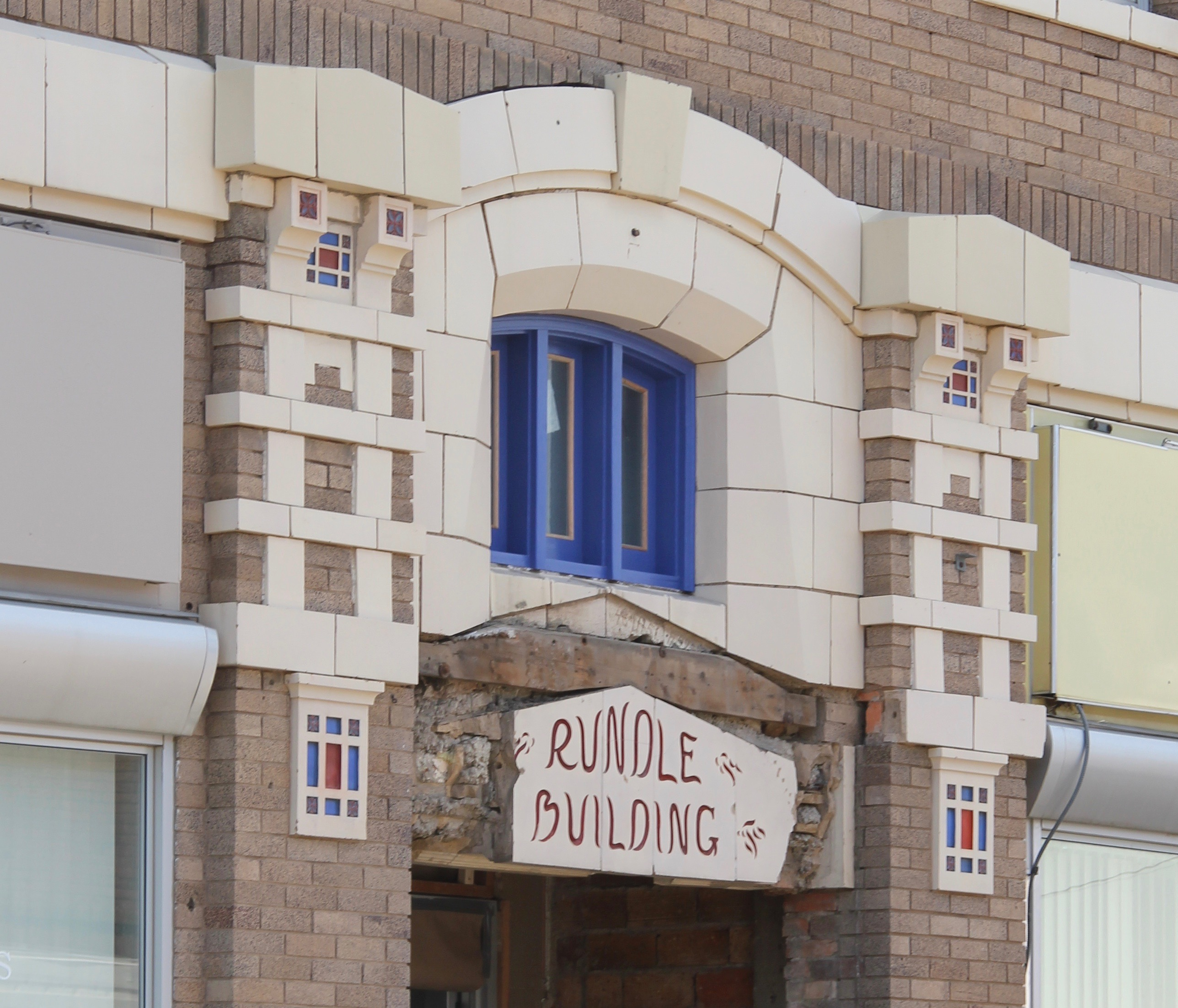 Valley Co Glasgow Art Deco Rundle building name