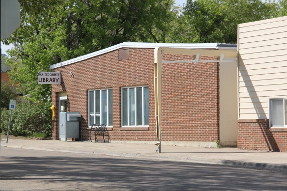 Daniels Co Scobey 5 library