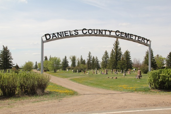Daniels Co Scobey Cemetery