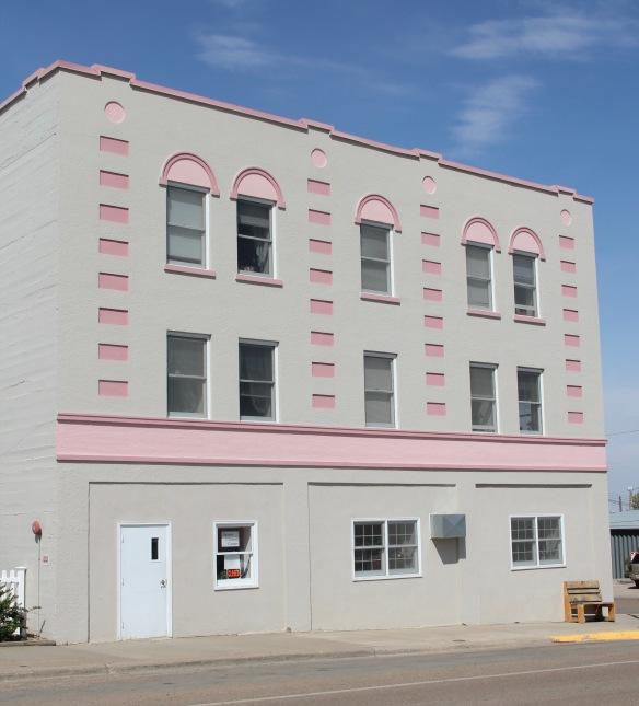 Daniels Co Scobey Pioneer Hotel
