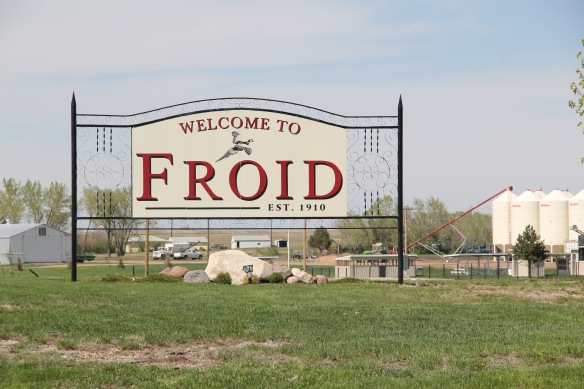 Roosevelt Co Froid 1 sign