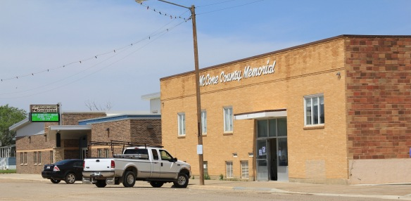 McCone Co Circle medical clinic