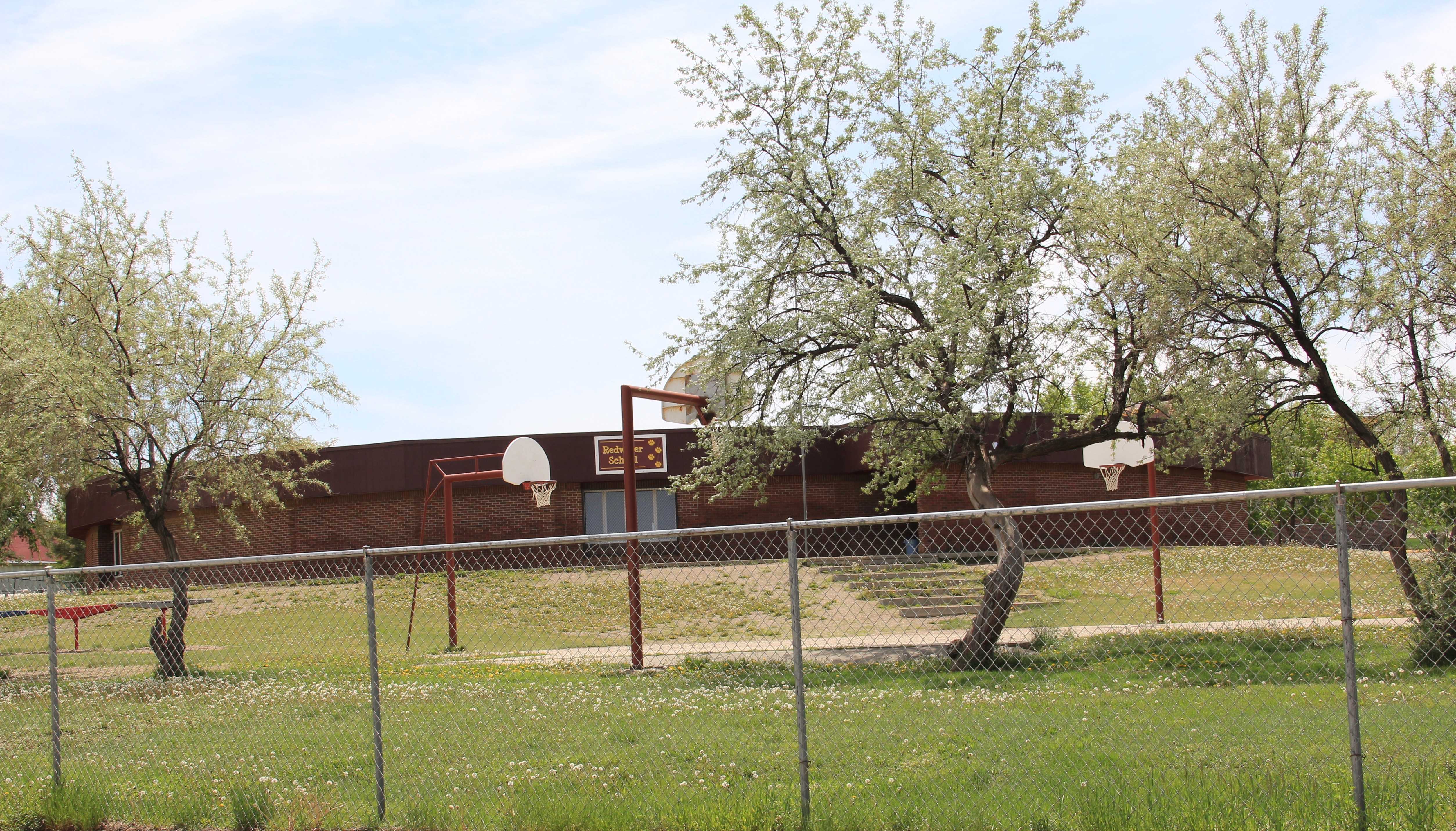 McCone Co Circle school 1
