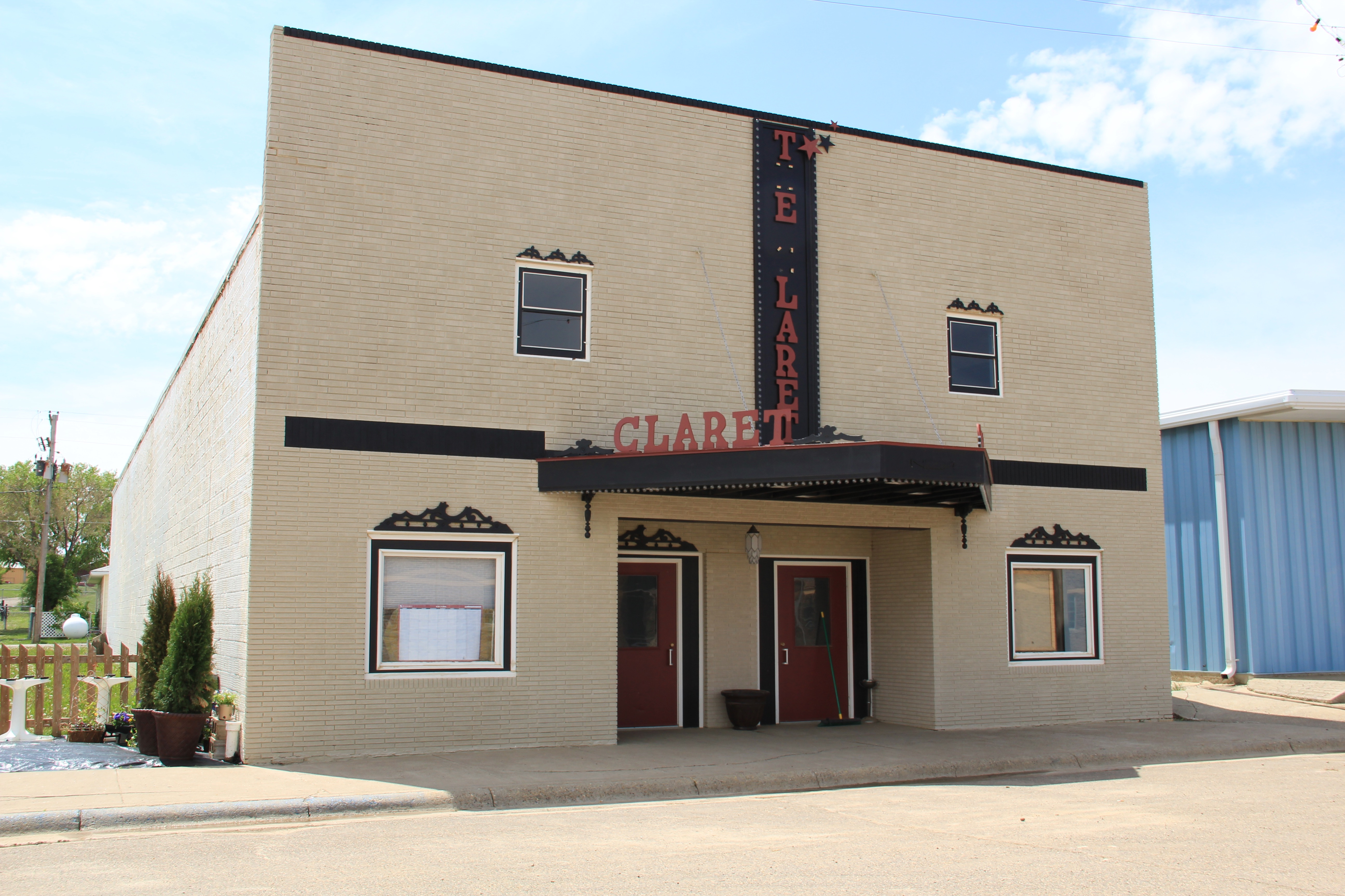 McCone Co Circle theater