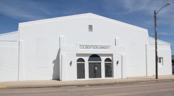 Roosevelt Co Culbertson armory 2