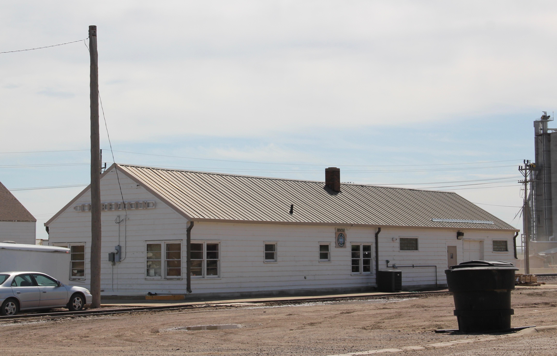 Roosevelt Co Culbertson GN depot