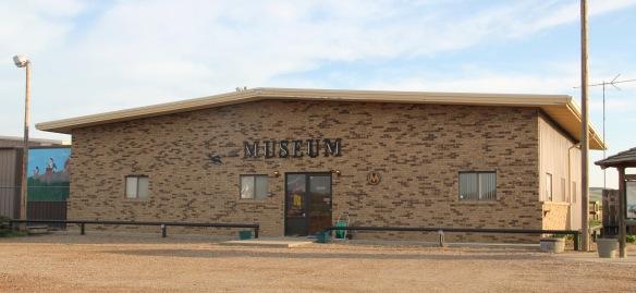 Roosevelt Co Culbertson museum 1