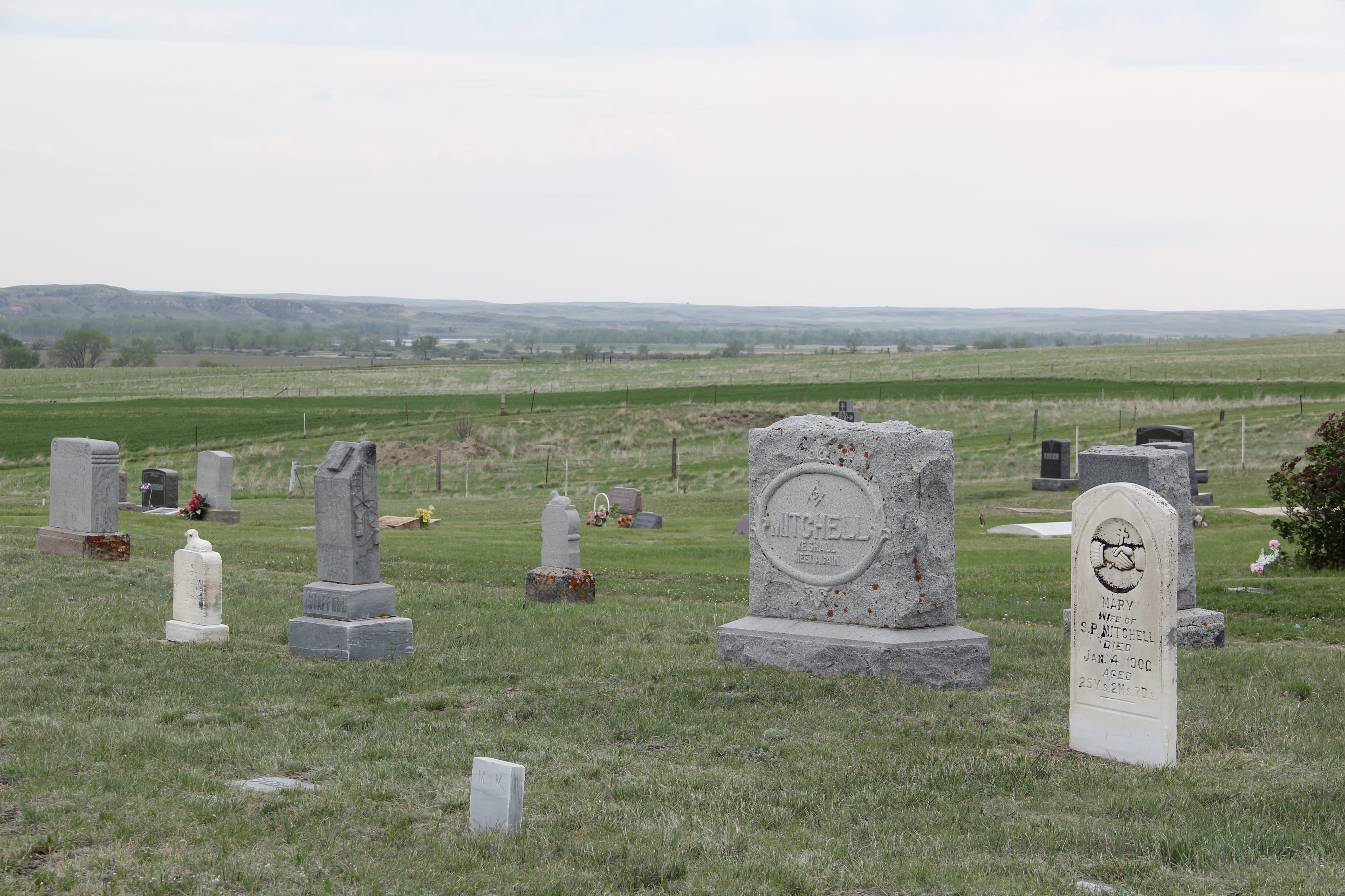 Roosevelt Co Culbertson cemetery  2