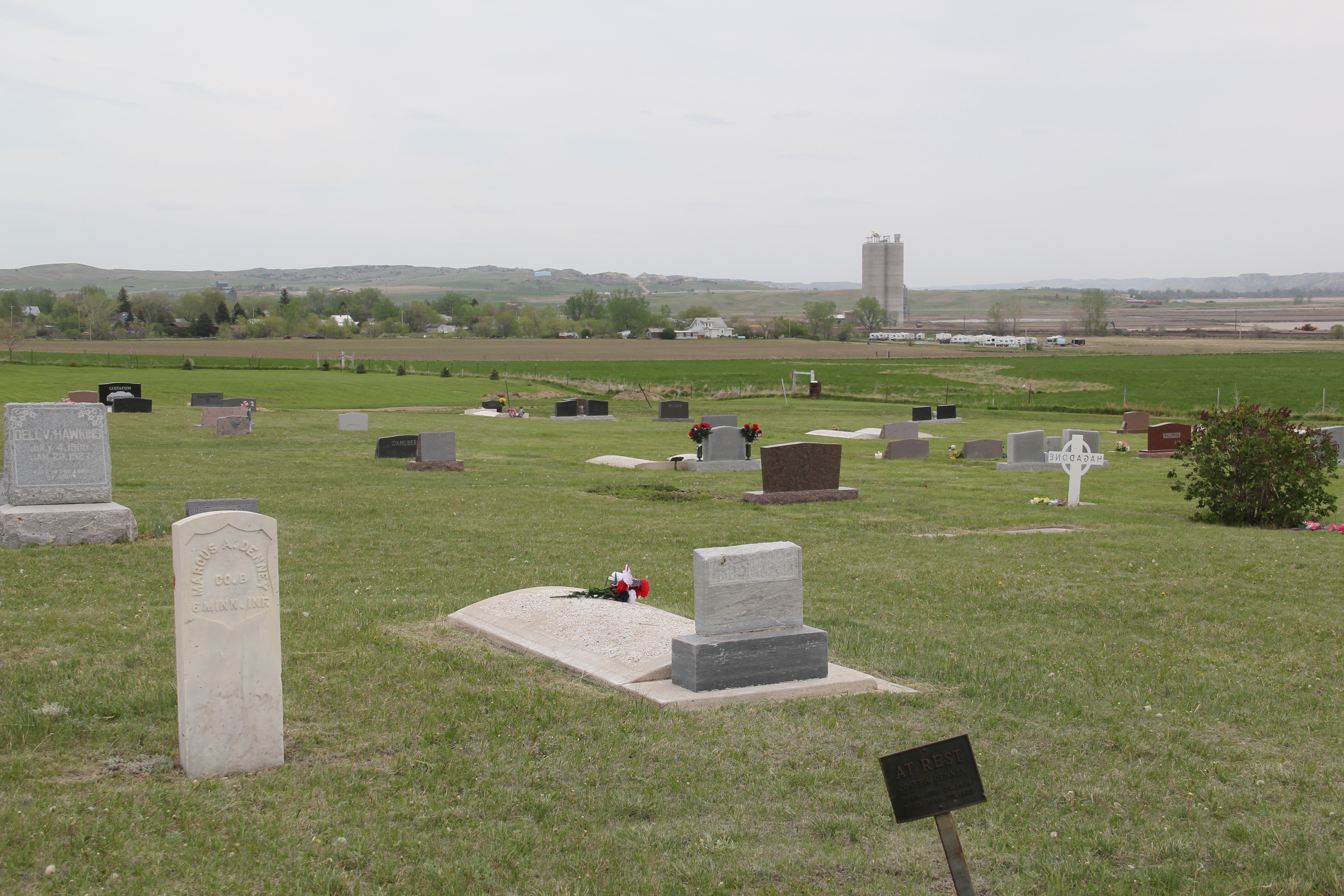 Roosevelt Co Culbertson cemetery 7