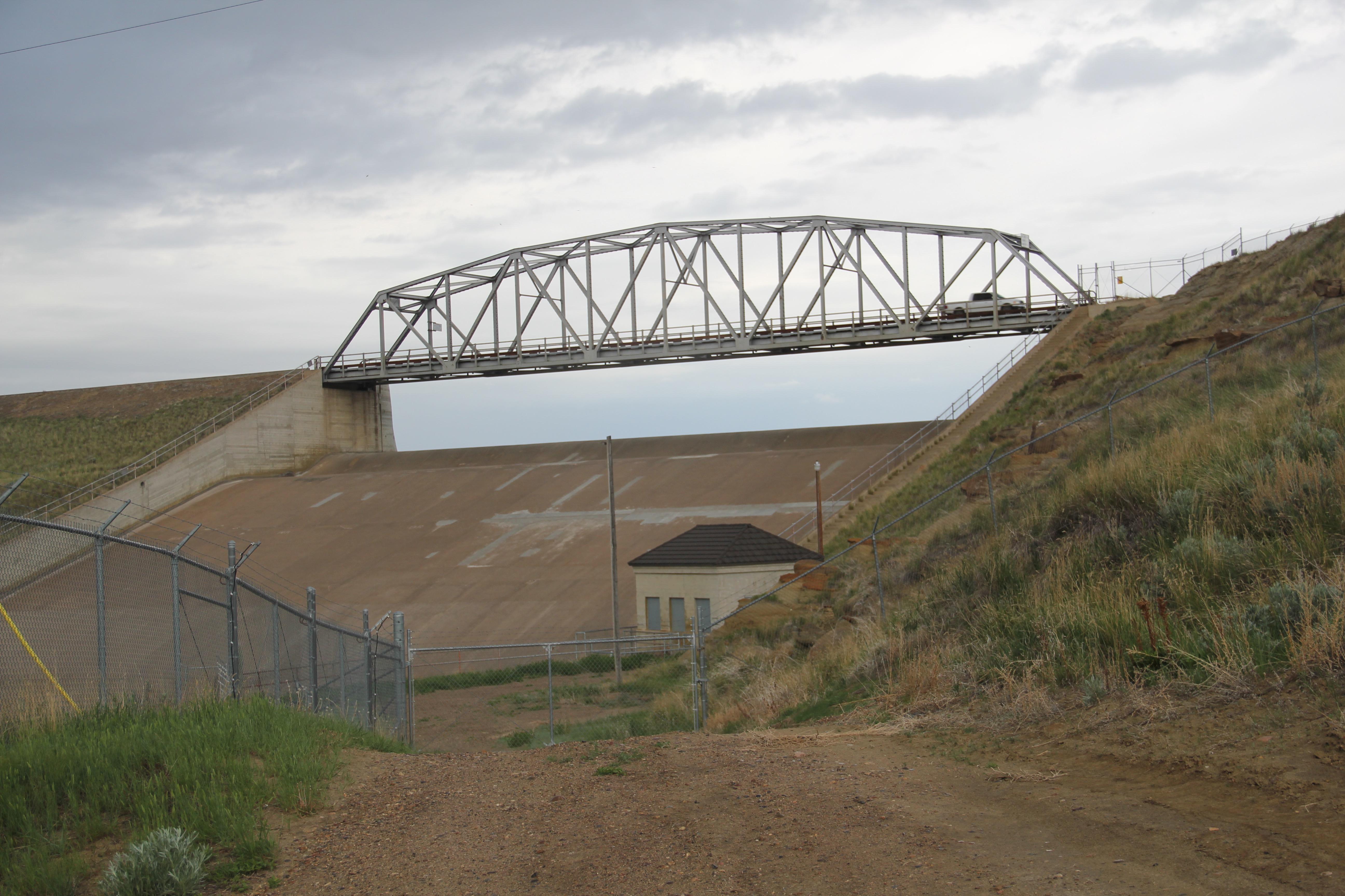 Hil Co Fresno dam 2